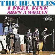 Beatles - I Feel Fine
