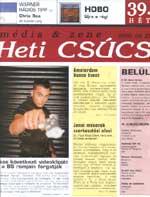 Heti Csúcs 2000/39